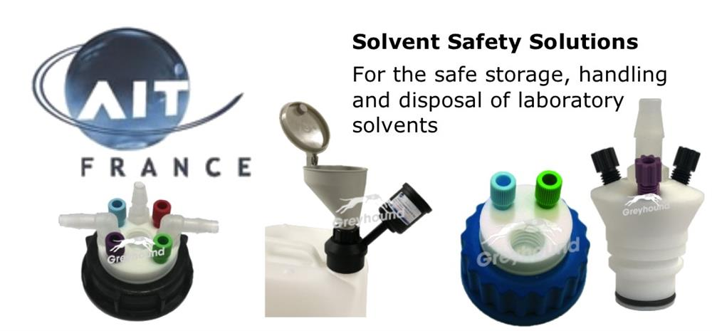 Solvent Safety Solutiions Caps Image
