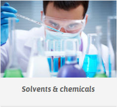 Solvents & Chemicals