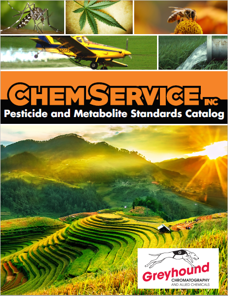 Chem Service Pesticide Catalogue Image