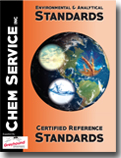 Chem Service General Catalogue Image