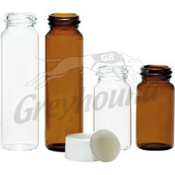 Amber and Clear Glass  Chromatography Vials