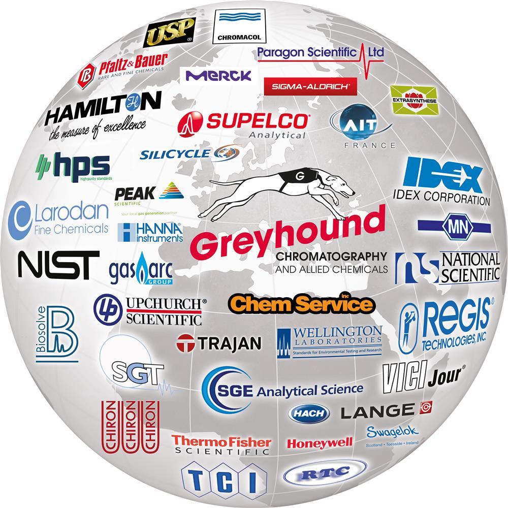 Greyhound Brands Globe