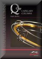 Q Cap Capillary Columns Catalogue Cover