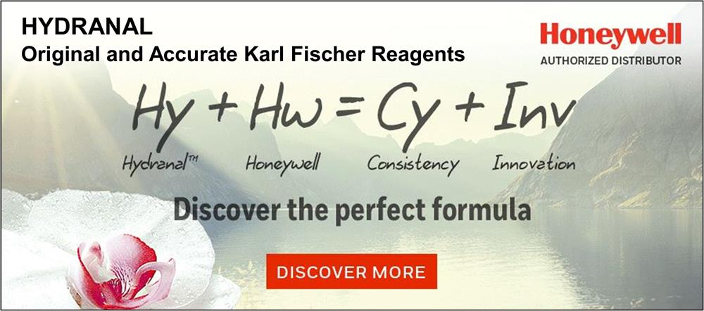 Hydranal Karl Fisher Titration