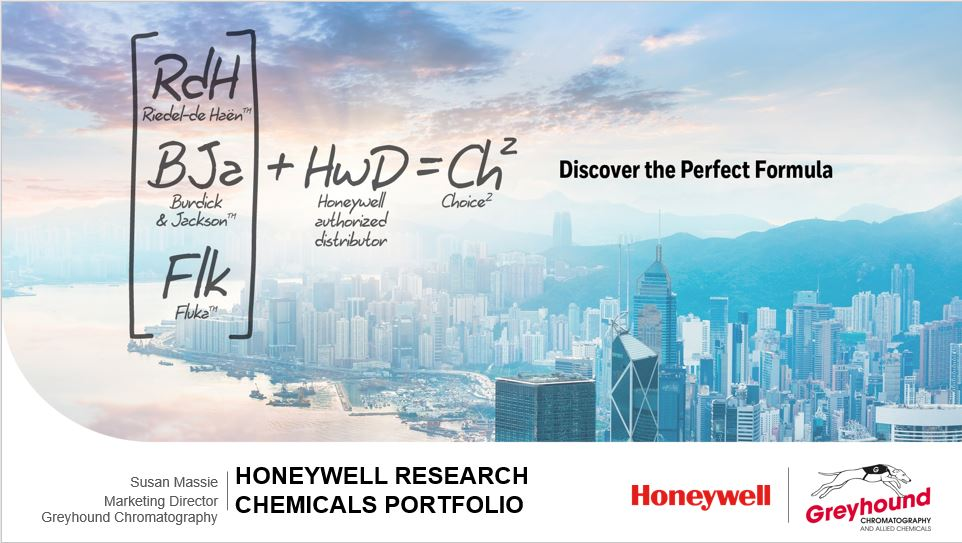 Honeywell Powerpoint Presentation