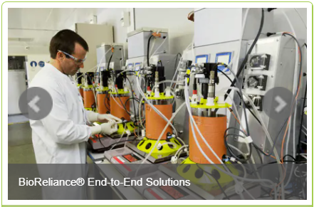 BioReliance® End-to-End Solutions