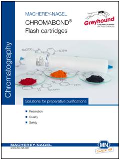 Chromabond Flash Cartridges