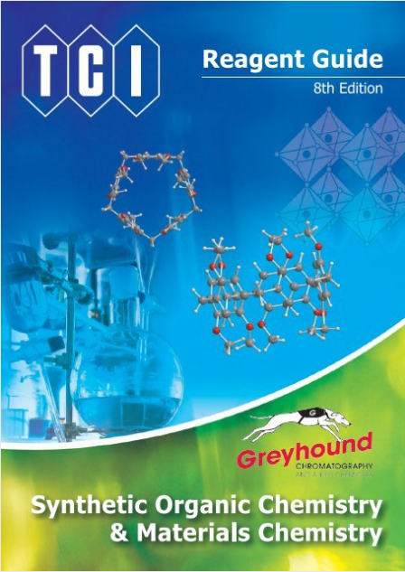 TCI Reagents Catalogue Cover