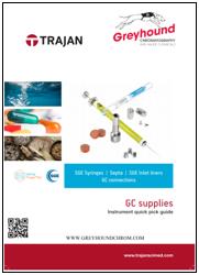 Trajan GC Supplies catalogue