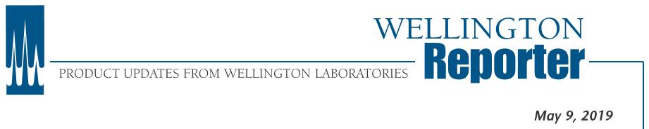 Wellington Reporter Logo Image