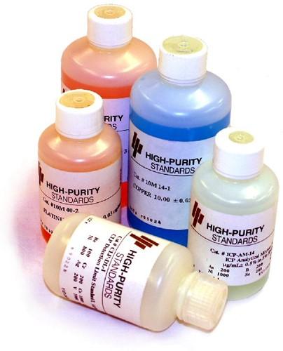 Sulphur (S) 10Mppm in H2O