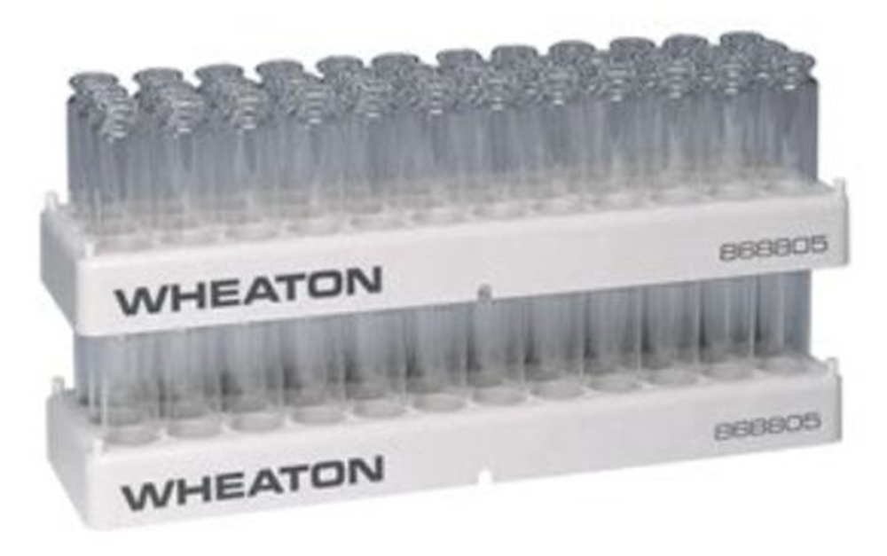 Picture of Wheaton 36 Position Vial Rack For Headspace Vials