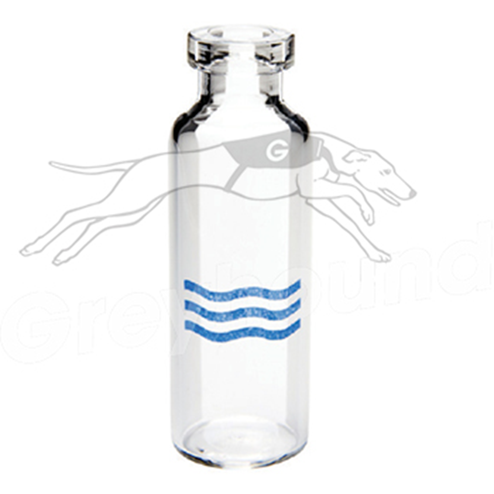 Picture of 4mL Crimp Top Vial - Clear Glass