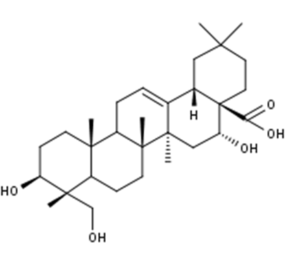 Caulophyllogenin