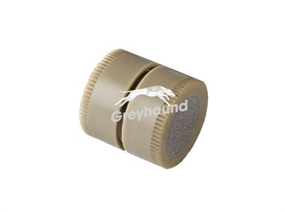 Guard Cartridge SiliaChrom Plus Cyano, 10mm x 30mmID, 5µm, 100Å