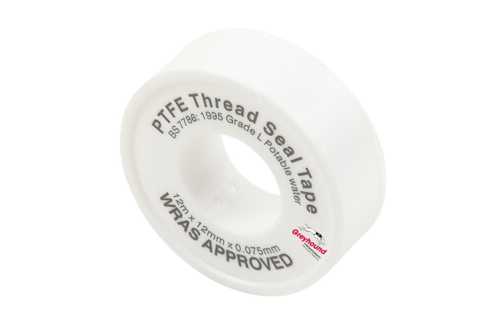 Picture of PTFE Tape 12mm x 12m x 0.075mm
