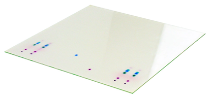 TLC PLATES, Nano-ADAMANT, 0.2mm, 10x10cm