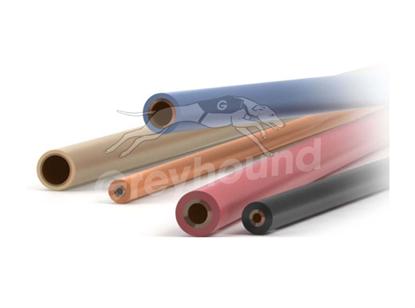 "PEEKsil Tubing Grey 1/16"" x 0.012"" (0.30mm) ID x 10cm"