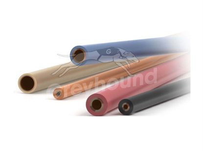 "PEEKsil Tubing Grey 1/16"" x 0.012"" (0.30mm) ID x 50cm"