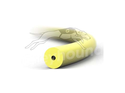 "PEEK Tubing Yellow 1/32"" x 0.007"" (0.175mm) ID x 50ft"