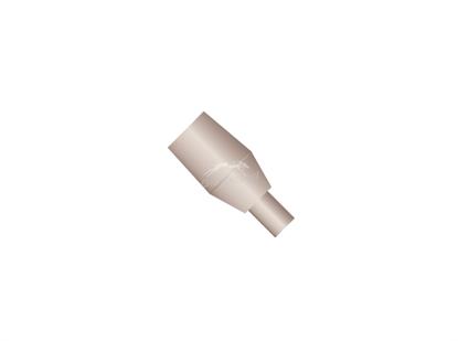 "Fingertight MicroFerrule PEEK 10-32 Coned, for 1/32"" OD Tubing"