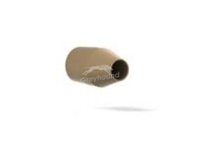 """Fingertight Ferrule PEEK 10-32 Coned, for 1/16"""" OD Tubing"""