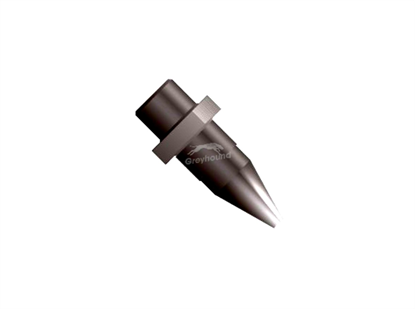 "MicroTight Ferrule 0.025"" PEEK, Black"