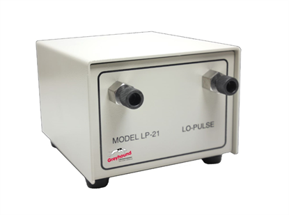 Model LP-21 LO-Pulse Dampener - PEEK