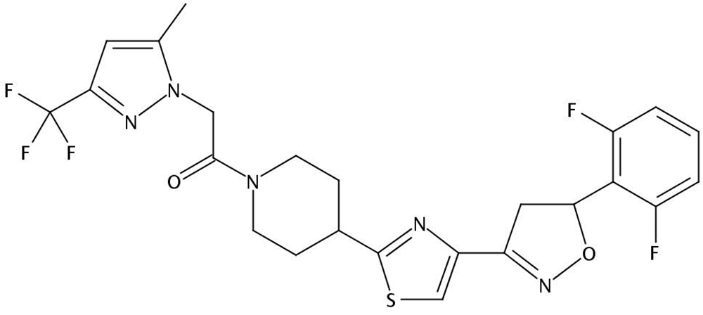 Picture of Oxathiapiprolin