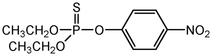 Parathion Solution 100ug/ml in Toluene; PS-95JS