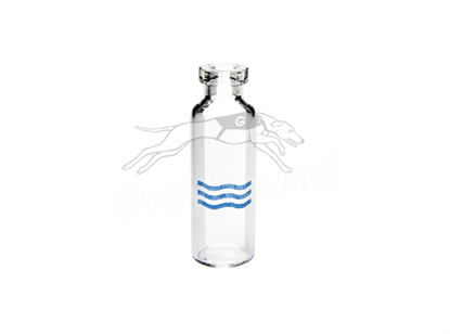 4mL Crimp Top Vial, Clear Glass