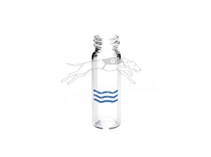 4mL Screw Top Vial, Clear Glass