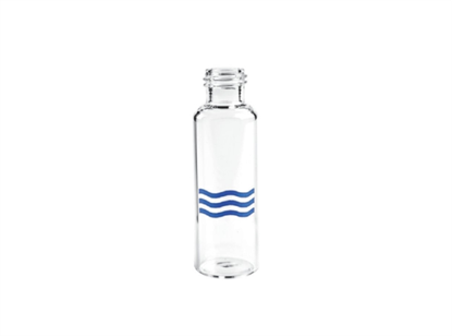 4mL Screw Top Vial, Clear Glass, for Thermo Scientific, uses 9mm Screw Cap