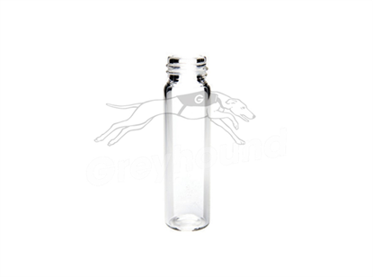 8mL Screw Top Storage Vial - Clear Glass