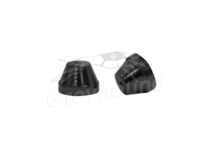 """1/16"""" - 0.4mm ID Graphite Ferrule For Thermo Instruments (M8 Nut)"""