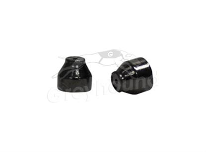 "1/16"" - 0.5mm ID Graphite Short Ferrule for Agilent GC Inlet"