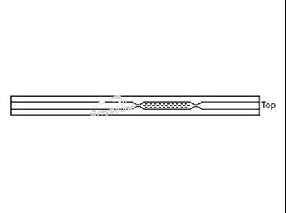 SGE Inlet Liner - Split/Splitless FAST FocusLiner
