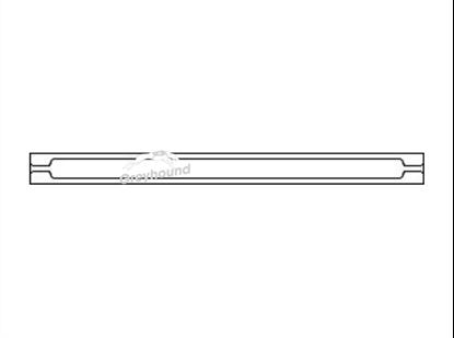 Split/Splitless Liner with double taper