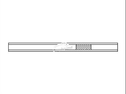SGE Inlet Liner - Split with quartz wool