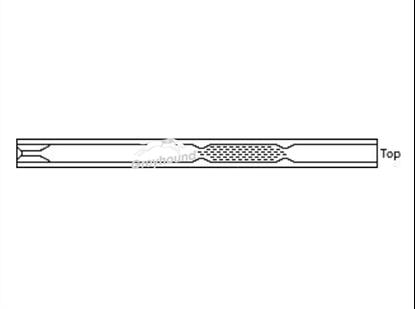 SGE Inlet Liner - Split/Splitless Tapered FocusLiner
