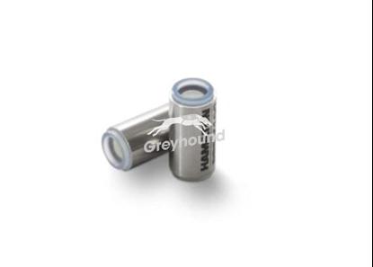 Hamilton HxSil C-8 Guard Cartridges, 10µm, 20mm x 4.6mmID - S/S