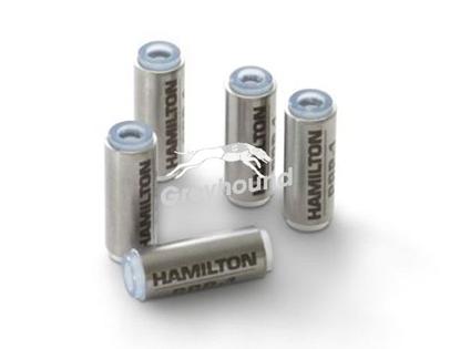 Hamilton Guard Cartridges, HxSil C-8, 10µm, 20mm x 2.1mmID - S/S