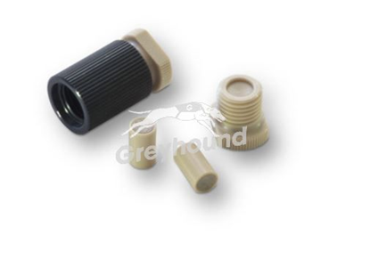Hamilton PRP-X110, Guard Cartridge Starter Kit, 12-20µm, 8mm x 3mmID - PEEK