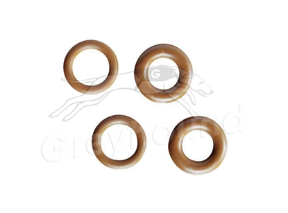 Viton O-Rings for PerkinElmer 6.2mmOD Injector Liners