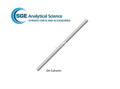 SGE Needle 75mm, 0.23mm OD, 0.10mm ID, for 10µL On-Column Syringes