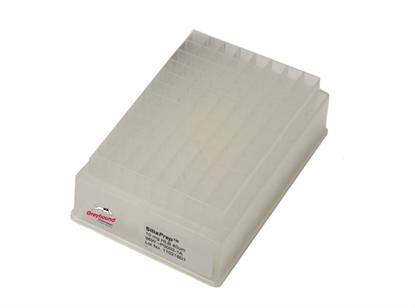 C8/SAX nec, 100mg, 2mL, 40 - 63µm, 60Å, SiliaPrep 96-Well Plate, Silica-Based