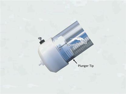 Series A-2, 250µL Syringe Plunger Tip