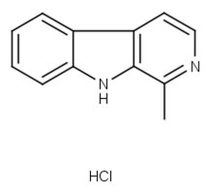 Harman hydrochloride