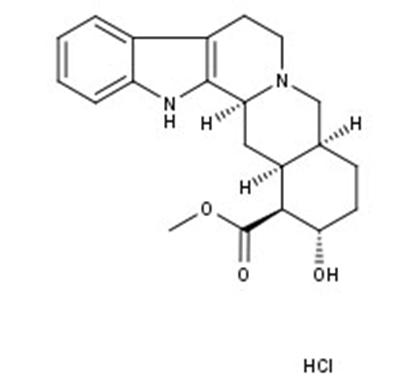 Rauwolscine hydrochloride