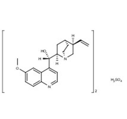 Quinidine sulfate